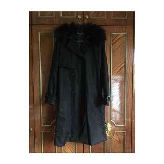 Zara Coat Black