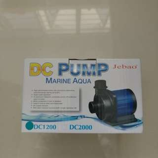 Jebao dc1200 pump