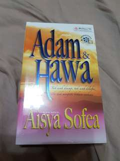 Brand New Malay Novel