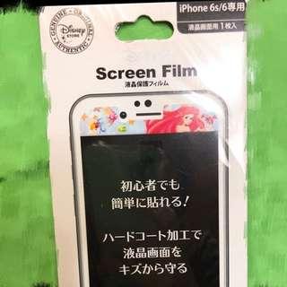 iPhone 6/6s 美人魚 Ariel 螢幕保護貼