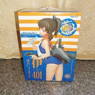 日本景品-艦これ Kantai Collection Kan Colle MAMIYA I-401 Kyuujitsu Figure Taito