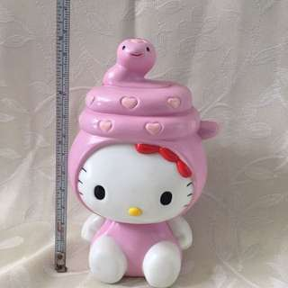 錢箱Money/ saving box SANRIO Hello Kitty * 十二生肖 蛇