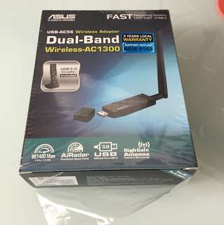 Asus wireless adapter- ac1300