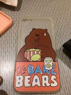 We bare bears phone case (Iphone 6)