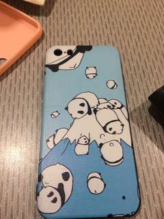 Iphone 5s case (panda)