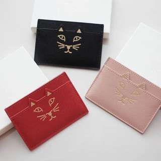 Charlotte Olympia Kitty Card Holder