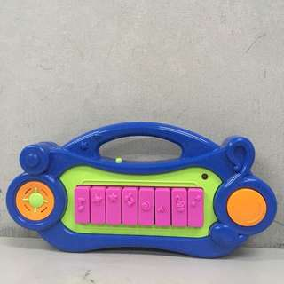 Redbox Toy Factory Baby's Handheld Piano