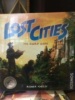 Lost Cities BNIS