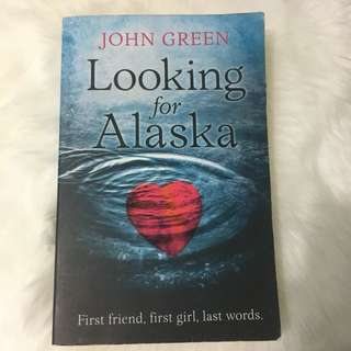 JOHN GREEN NOVEL (ENGLISH VERSION)