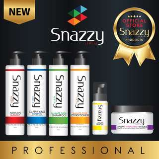 Snazzy Hair Treatment Package