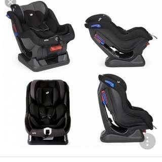 BNIB JOIE Steadi combination car seat