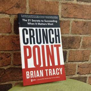 Brian Tracy - Crunch Point