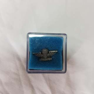 Singapore Airborne pin