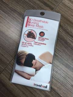 3D Travelmall Sleeping Mask