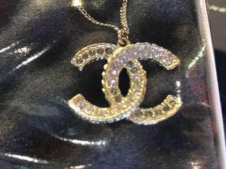 Chanel 閃石項鍊 全新購自巴黎 保證真品