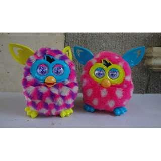 PRELOVED AUTHENTIC FURBY