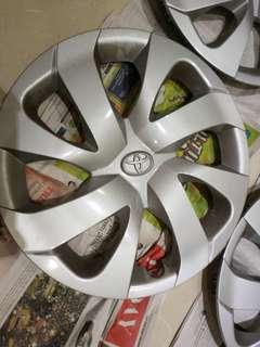 """15"""" Toyota hard cap"""