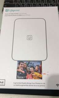 Lifeprint相片及影片打印機