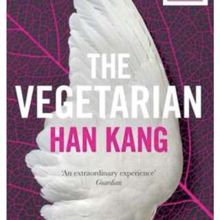 Vegetarian by Han Kang