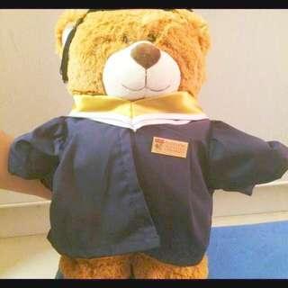 Ntu Nus Smu Graduate Graduation Teddy Bear University Sim Unisim Mba