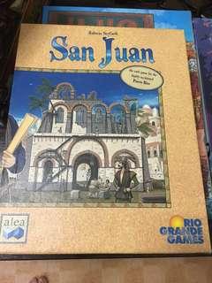 San Juan 1st edition