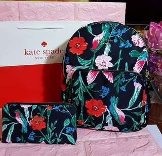 Kate Spade Hummingbird Collection