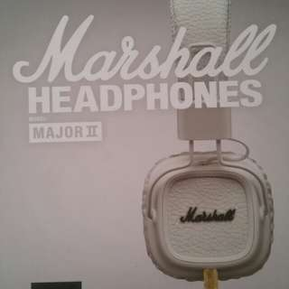 mollie&mommy preloved  marshall major ll headphones