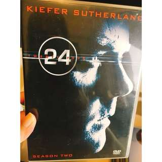 24 Season 2 DVD
