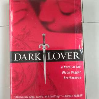 Dark Lover by JR Ward