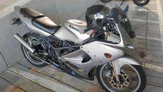 [Price Revised] Kawasaki KRR ZX 150