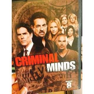 Criminal Minds Season 8 DVD
