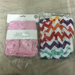 Baby Cloth Diapers 300 for Both