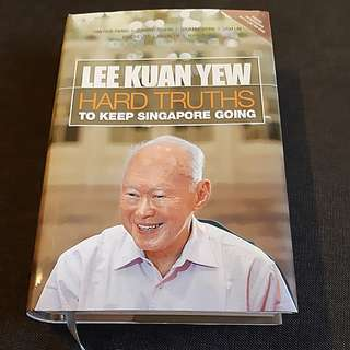 Hard Truths by LKY