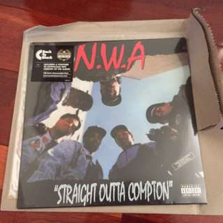 NWA BRAND NEW RECORD