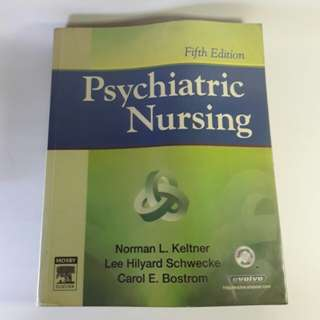 Psychiatric Nursing 5th Edition
