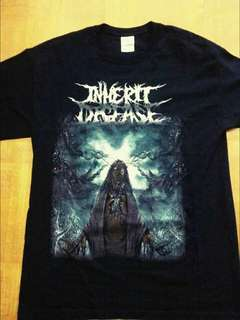 Ts inheriet disease import gildan size M