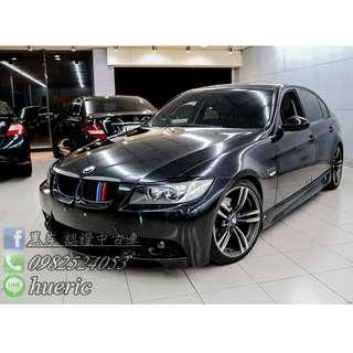 2007年  BMW  E90  323I  2.5  舒適 / 優質 / 歡迎鑑賞
