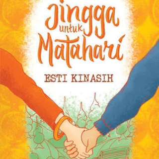 Jingga Untuk Matahari (Novel)