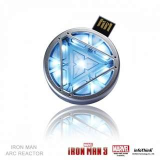 Iron Man Arc Reactor 16GB