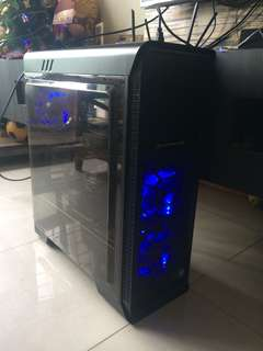 Mid End Gaming PC!