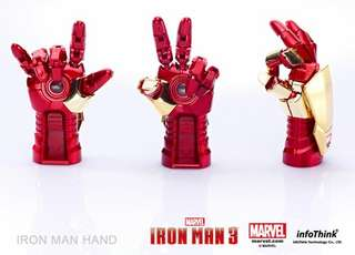 Iron Man glove usb 16GB