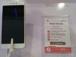 Redmi Note 5A Kredit proses 3 menit aja*