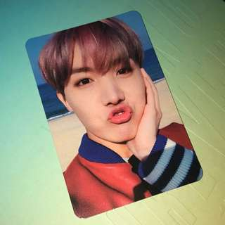 [WTT] BTS Jhope You Never Walk Alone Photocard