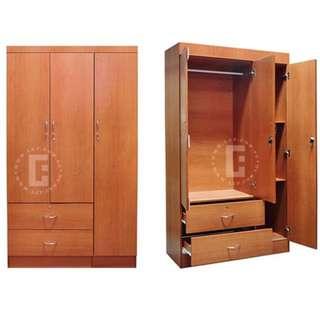 3 Door Wardrobe $199