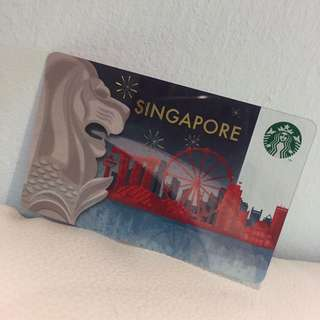 WTS starbucks gift card (stored value $50)