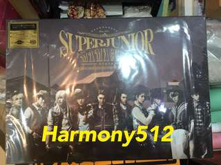 Super Junior Mamacita 日本版