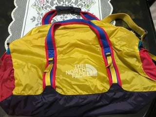 North face flyweight duffel size:M