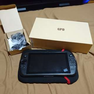 GPD Gamepad 128GB with over 10000 games