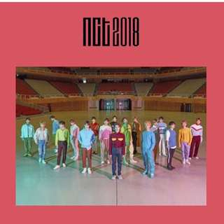 [Group Order] NCT 2018 Album