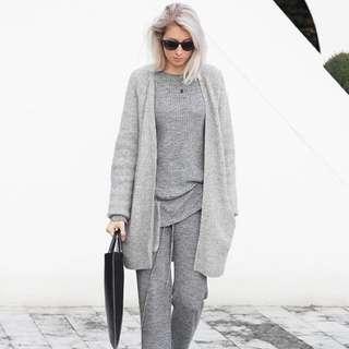 Zara Knit Outerwear